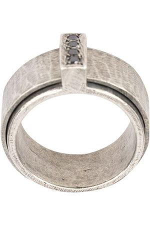 TOBIAS WISTISEN Diamond embellished ring