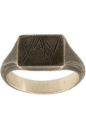 Werkstatt:München Rings - Logo signet ring