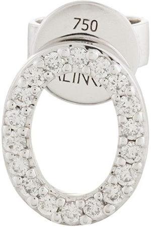 ALINKA Women Earrings - 18kt white gold CLOUD diamond stud