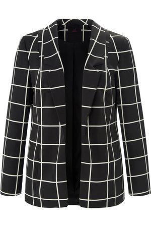 Emilia Lay Blazer check pattern size: 14