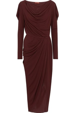 Altuzarra Shoshana cowl-neck midi dress