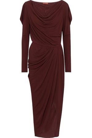 Altuzarra Shoshana cowl-neck midi dress