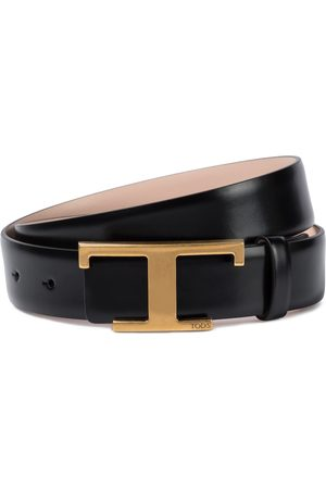 Tod's Timeless T reversible leather belt