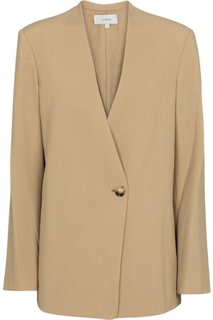 Vince Women Blazers - Wool-blend blazer