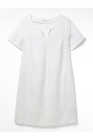 White Stuff Embrioded Dress