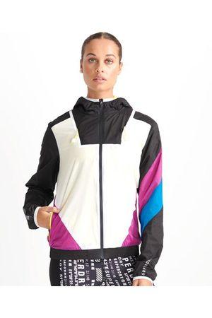 Superdry Women Jackets - Sport Training Spliced Jacket
