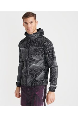 Superdry Sport Run Lightweight Wind Shell Jacket