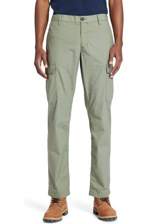 Timberland Poplin cargo trousers for men in , size 28x32