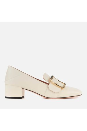 Bally Women's Janelle 40 Leather Heeled Shoes