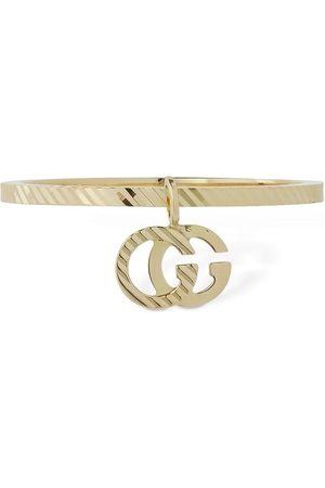 Gucci 18kt Gg Running Ring