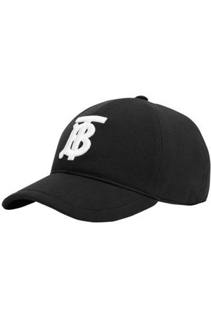 Burberry Logo-embroidered Canvas Baseball Cap - Mens