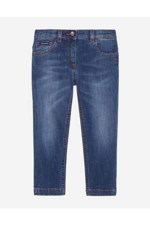 Dolce & Gabbana Girls Trousers - Trousers and Skirts - SKINNY JEANS female 3