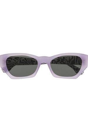 Retrosuperfuture Zebra print sunglasses