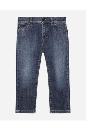 Dolce & Gabbana Trousers and Shorts - REGULAR FIT DENIM JEANS male 3