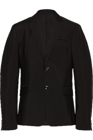 Bottega Veneta Travel Wool Blazer in