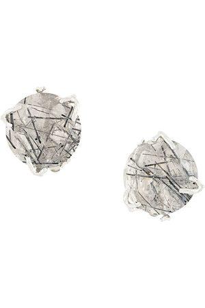 Wouters & Hendrix Quartz clip earrings