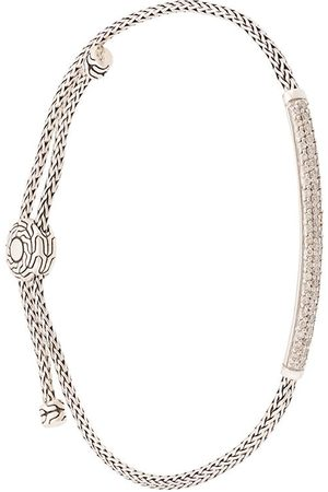 John Hardy Women Bracelets - Classic Chain pull-through bracelet