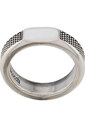 Emanuele Bicocchi Textured band ring