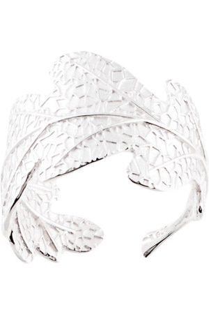 Karen Walker Oak leaf ring
