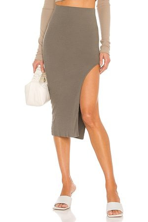 Cotton Citizen Melbourne Midi Skirt in . Size XS, S, M.