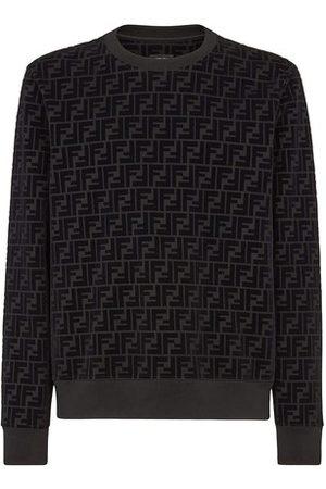 Fendi Women Sweatshirts - Piqué Sweatshirt