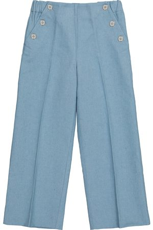 BONPOINT Sao linen and cotton pants