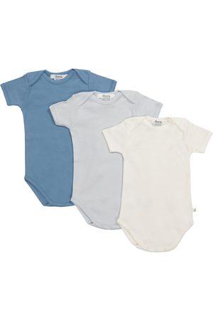 BONPOINT Sets - Baby set of 3 cotton bodysuits
