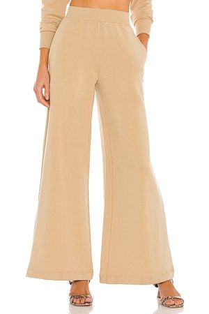 L'Agence Luxe Lounge The Campbell High Rise Wide Leg Pant in . Size XS, M.