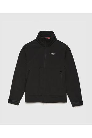 North Sails Men Jackets - Men's NC36 by Prada Tabbed Softshell Jacket