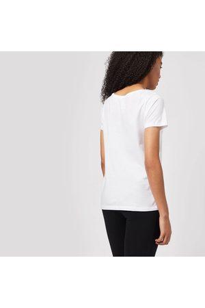 Disney Women T-shirts - Mickey Mouse Minnie Offset Women's T-Shirt