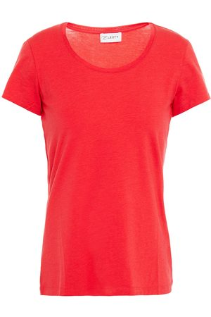 ERNEST LEOTY Woman Emilie Stretch-tencel And Cotton-blend Jersey T-shirt Size L