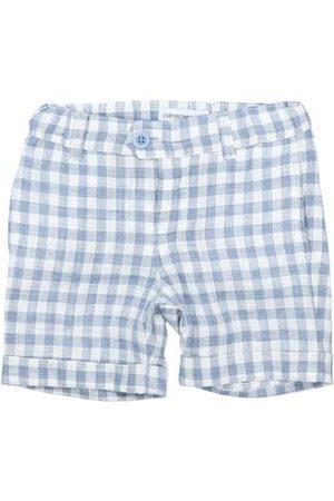 EMPORIO ARMANI TROUSERS - Bermuda shorts