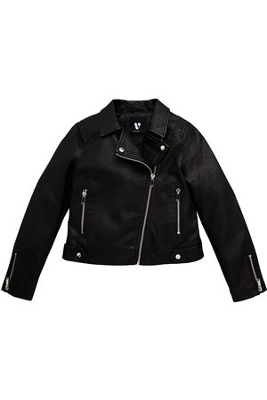 Very Girls Pu Biker Jacket
