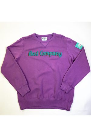 BEST COMPANY Classic Logo Sweatshirt