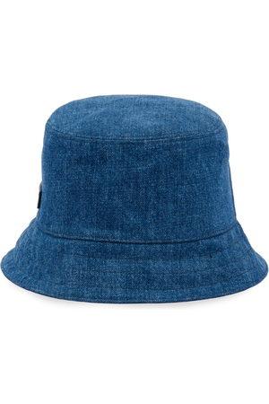 Miu Miu Logo patch bucket hat