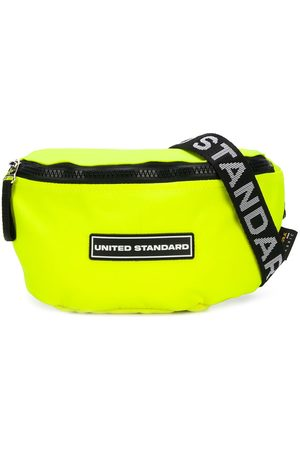 United Standard Logo patch belt bag - 101FLUO