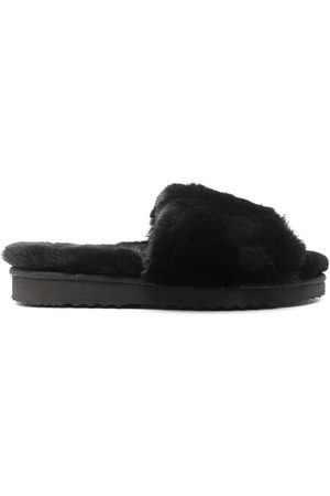 Apparis Women Slippers - Jasmine faux-fur slippers
