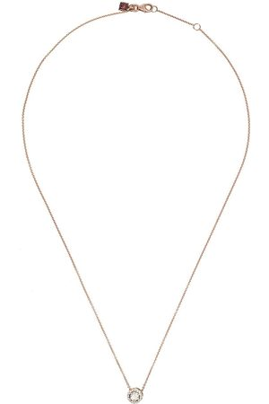 Selim Mouzannar 18kt rose diamond Beirut necklace