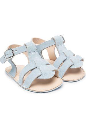 Bonpoint Gladiator leather sandals