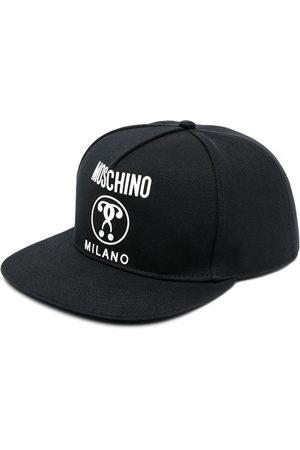 Moschino Logo-print six-panel cap
