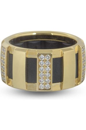 Chaumet 18kt yellow diamond Class one ring