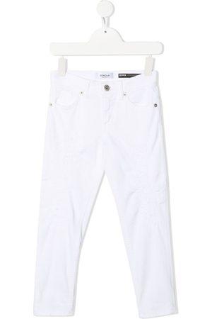 DONDUP KIDS Skinny-cut jeans