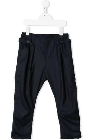 Brunello Cucinelli Kids Straight-leg formal trousers