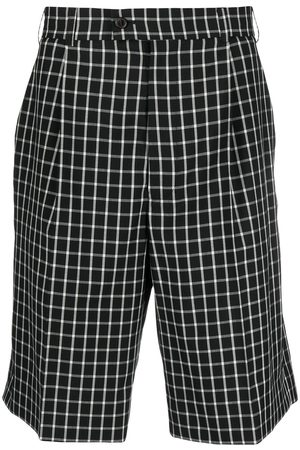Vivienne Westwood Check-print knee-length shorts