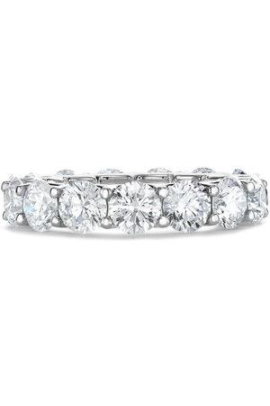 Pragnell Platinum brilliant cut diamond eternity ring