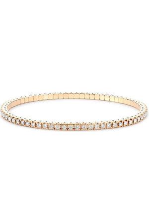 Pragnell 18kt rose gold expandable diamond bracelet