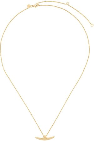 Shaun Leane Arc necklace - Metallic
