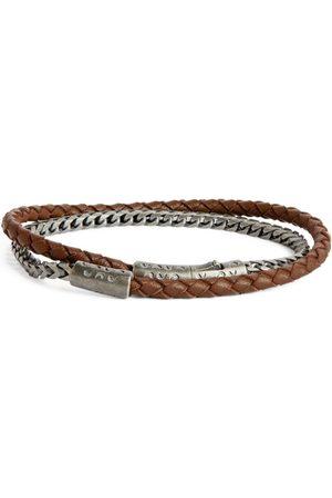 Marco Dal Maso Men Bracelets - Lash Double Wrap Bracelet