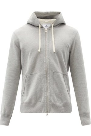 Reigning Champ Zipped Cotton-terry Hooded Sweatshirt - Mens