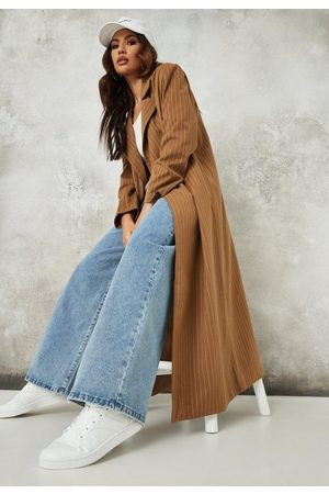 Missguided Tall Dad Duster Coat